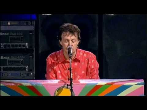 Paul McCartney - Hey Jude (Live)