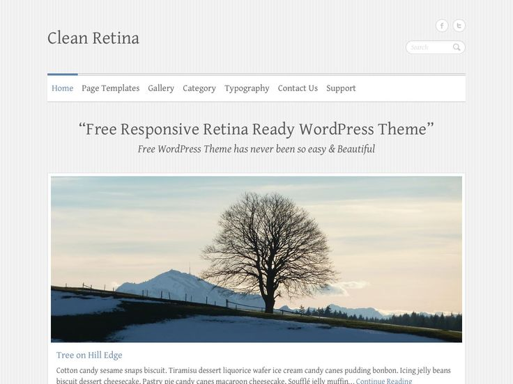 Rather than bust your budget to hire a designer for a revamp, why not adopt one of these #handpicked #WordPress #Themes that are available for free? http://wp.me/p3sKRs-4Un
