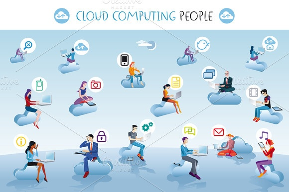 Jesús Sanz. Cloud Computing People.