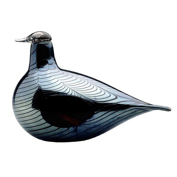 Fasaani/Pheasant. Designed by Oiva Toikka. Manufacturer: Iittala.