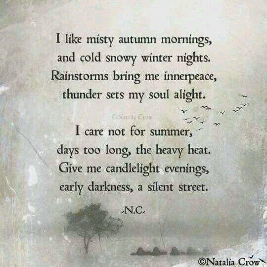 Poem By Natalia Crow