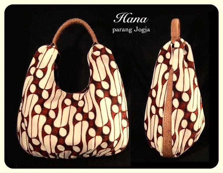 beautiful batik bag