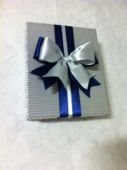 Caixa em papel micro ondulado
