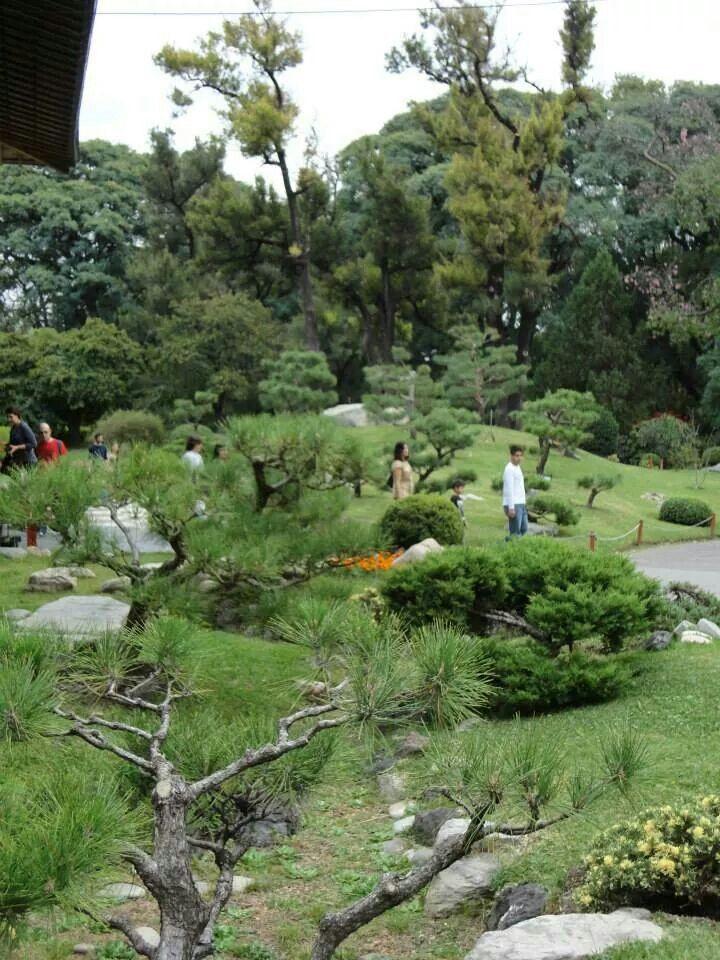 Jardín Japones