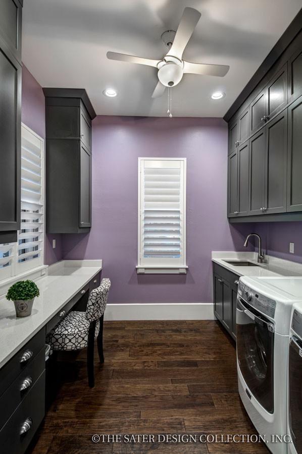 Prairie Pine Court Front Facade - Plan 7083 craftsman home plan