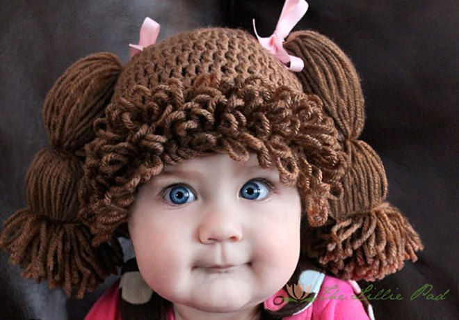 Cabbage Patch Kids wigs | Mum's Grapevine