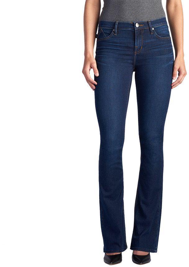 Rock & Republic Women's Kasandra Embossed Bootcut Jeans