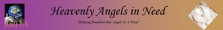Heavenly Angels In Need is a 501(c)(3) non profit organization that provides items such as: hats, booties, baby blankets, baby gowns, cocoons, wraps and more to hospitals, bereavement photographers through Now I lay me down to sleep charity organization and individuals all over the United States.