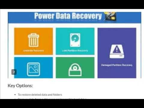 MiniTool Power Data Recovery Free Edition 8 0 License Key