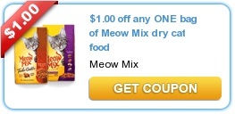 picture about Meow Mix Coupon Printable titled Meow merge dry cat food items coupon codes : Least complicated 19 tv set specials