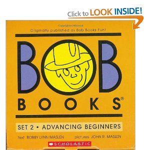 Bob Books Set 2- Advancing Beginners: Box Set: Amazon.ca: Bobby Lynn Maslen, John R Maslen: Books 14