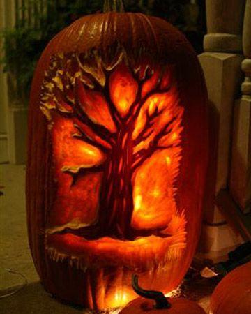 Pumpkin Tree http://www.marthastewart.com/275704/more-great-pumpkins/@center/276965/halloween#