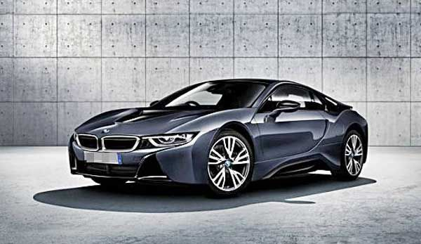 BMW I8 name Protonic Dark Silver Edition production in December 2016 (Rumors)