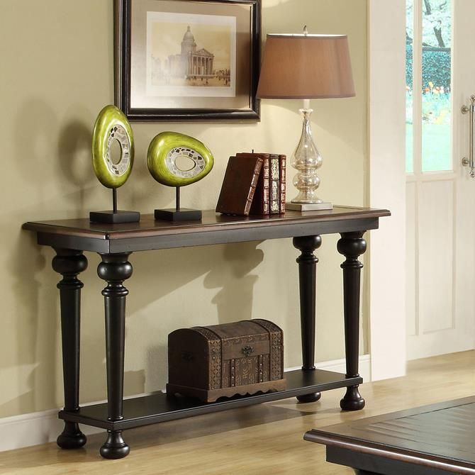 collection of top wood console tables elegance is the middle name of this slim console