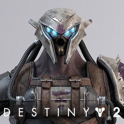 Destiny 2 Fallen Wretch, Roderick Weise on ArtStation at https://www.artstation.com/artwork/mbmJd