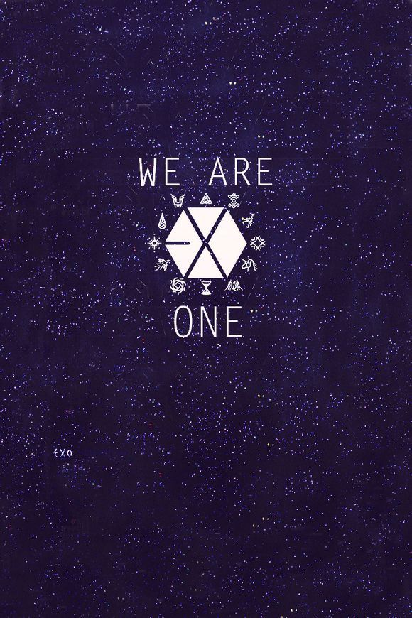 EXO WE ARE ONE -#Wallpaper