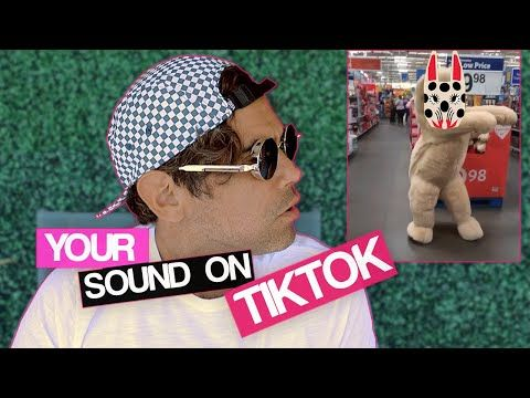 How To Make Your Own Sound On Tiktok For Music Producers Music Producers How To Make Music
