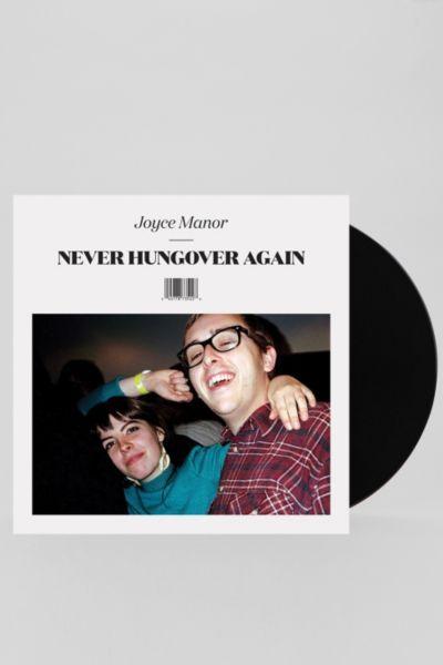 Joyce Manor - Never Hungover Again LP