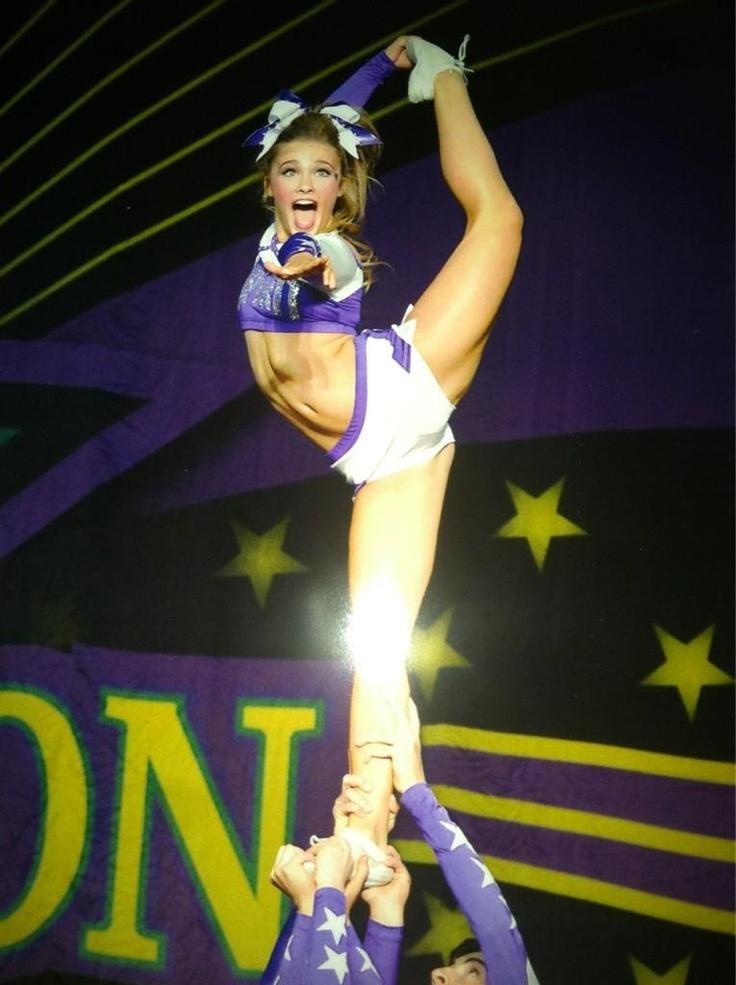 get it girl #cheerleader #cheerleading #cheer