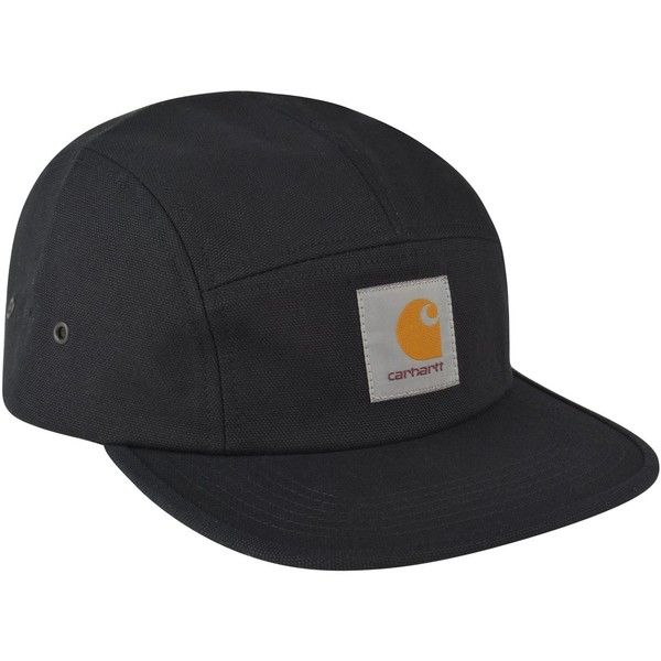 CARHARTT Backley Cap (€35) ❤ liked on Polyvore featuring accessories, hats, cotton hat, cap hats, carhartt cap, adjustable caps and carhartt