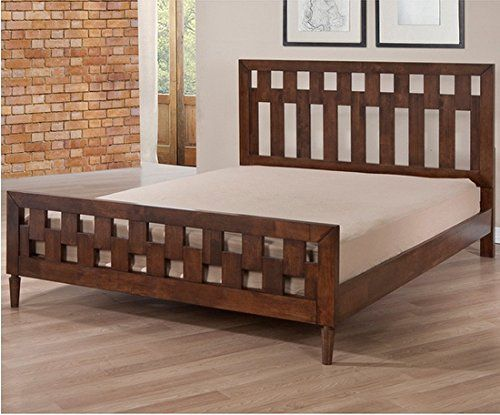 Devonshire Platform Bed Constructed Of Beautiful Interlocking Rubberwood Queen Tessuto Http
