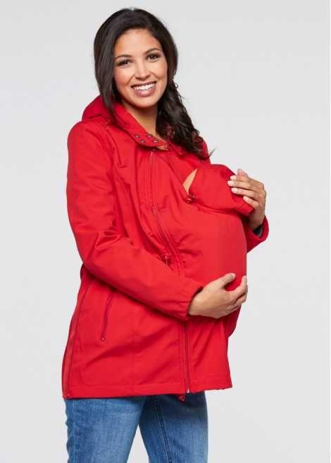 Zwangerschapsjas zwart - bpc bonprix collection bestel online - bonprix.nl, betaalbare draagjas