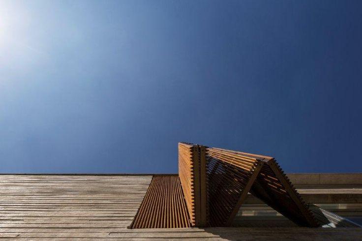 Ipês House, São Paulo, Brazil by studio MK27, Marcio Kogan: I just love this...