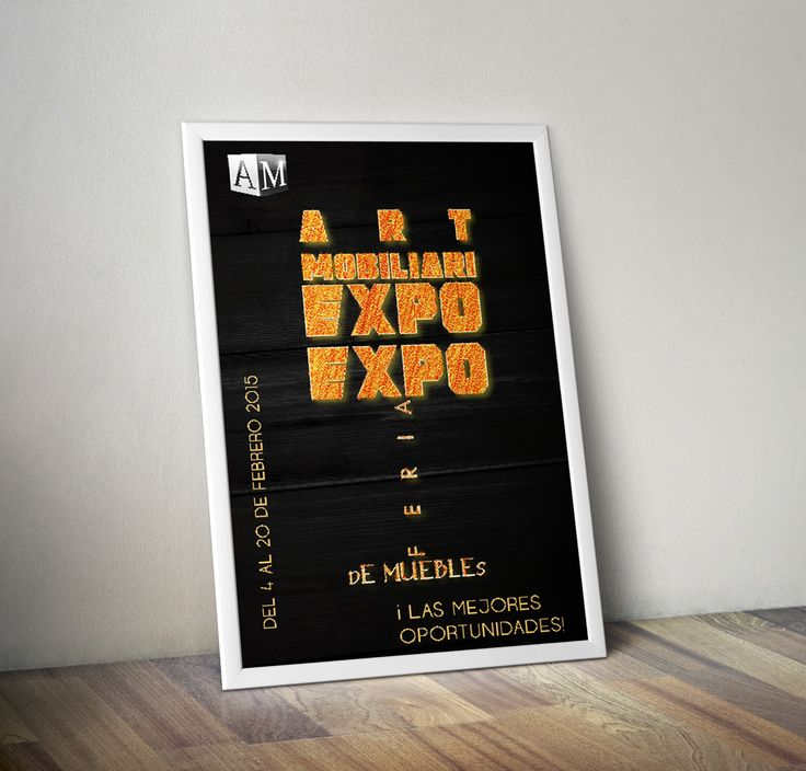 Expomuebles Poster