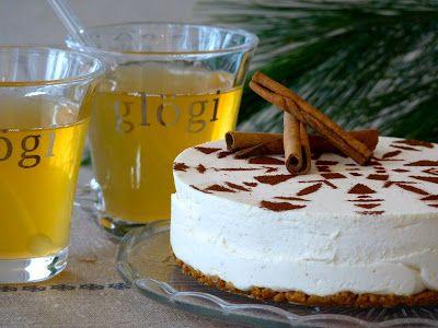 Belle Baie: Jouluinen juustokakku