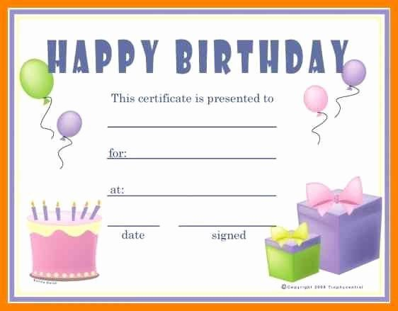 Birthday Gift Certificate Template Best Of Gift Certificates Templates Free In 2020 Printable Gift Certificate Free Gift Certificate Template Gift Certificate Template