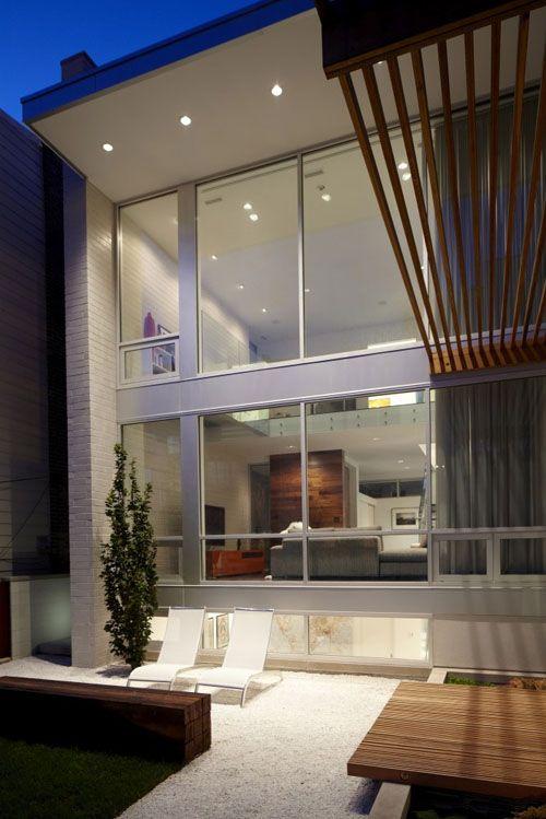 Bucktown Three, Chicago, IL, United States, by Studio Dwell Architects