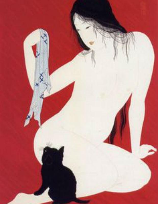 Google: Shoen Uemura, la japonesa que plasmó la belleza femenina en pinturas (FOTOS)   Actualidad y Policiales   ElPopular.pe