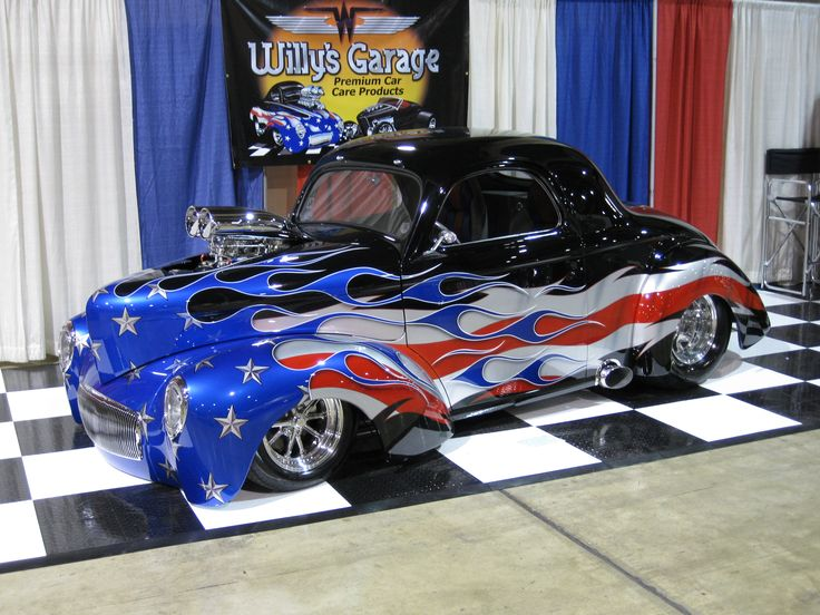 24 best cool paint jobs images on Pinterest Pimped out cars - fedex jobs