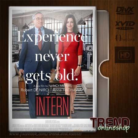 The Intern (2015) / Robert De Niro, Anne Hathaway / Comedy  / Ind / 1080p | #trendonlineshop #trenddvd #jualdvd #jualdivx