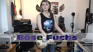 Böse Fuchs: Rammstein - Sonne Guitar Cover [HD/MULTICAMERA]    Played with Kemper Settings and ESP RZK-I Burnt (double played). Tuning: Drop D Interface: Allen & Heath ZEDi-10fx Camera: Sony Alpha 6500 Video Software: Adobe Premiere Pro CC Sound Software: Studio One Pro 2 https://www.facebook.com/VanValiaBoeseFuchs/  Rammstein - Sonne Guitar Cover [HD/MULTICAMERA]  Böse Fuchs