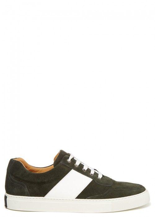 72e067903a0 HARRYS OF LONDON MR JONES BOLT SUEDE GREEN.  harrysoflondon  shoes ...