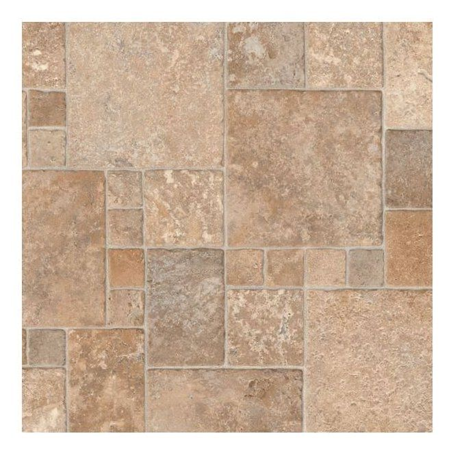 Shop ivc 12 ft w noble toucan stone finish sheet vinyl at lowe 39 s canada find our selection of - Linoleum flooring prices lowes ...