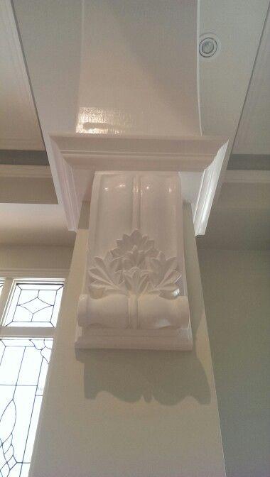 Decorative mouldings