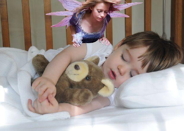 Sleep tooth assault fairy