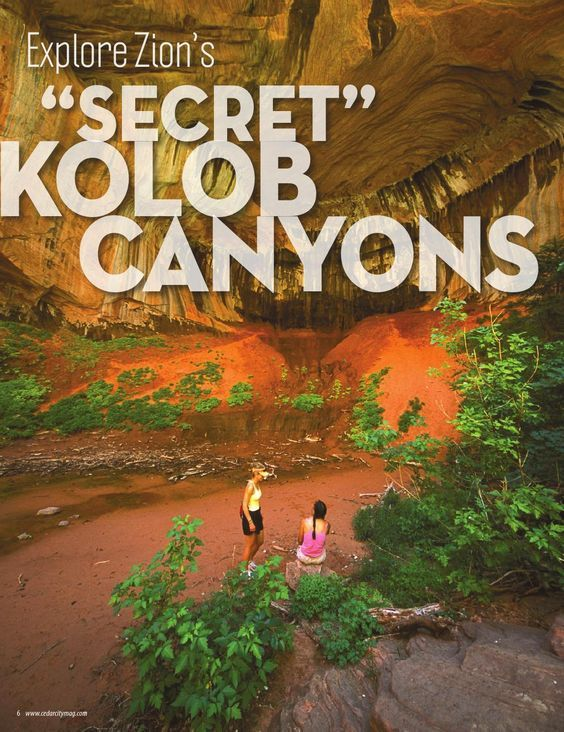 """This issue's featured articles: Special Spring Section, Exploring Zion's """"Secret"""" Kolob Canyons, Victory Gardens Revisited, 9th Annual Amazing Earthfest, Exploring America and MORE! The vision of the Cedar City Magazine is to be a voice for the city we love - Cedar City, Utah - and to engage all to live a more healthy and active lifestyle and enjoy the areas around us."""