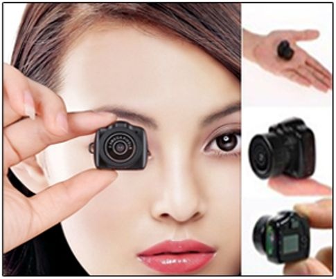 Buy latest Spy Camera in Cuttack India - buy online Hidden Spy Camera just like Mini Spy Camera 2 Megapixel Mini camera this camera is specified design to secret operation easily to click the photos and record the videos. This Mini Camera is best for Night recording.