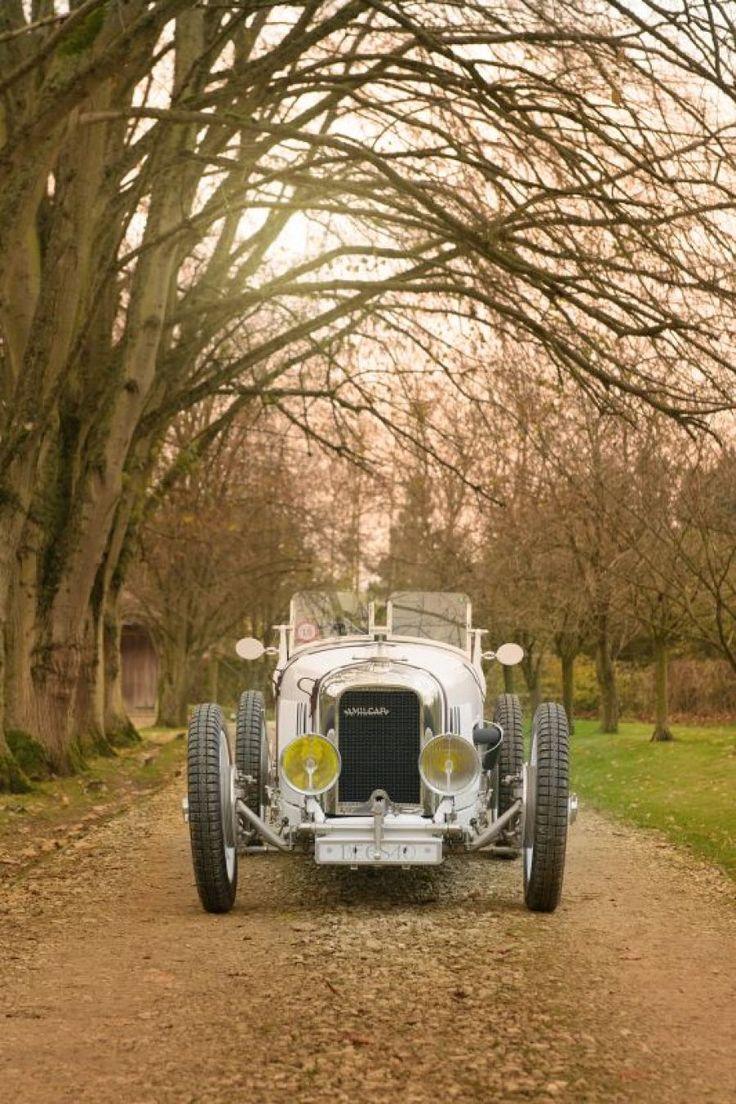 1928 Amilcar C6 Voiturette Chassis No. 11052 » Thornley Kelham