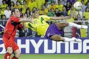 Rivaldo   Former Brazil #10, Former Barcelona #10