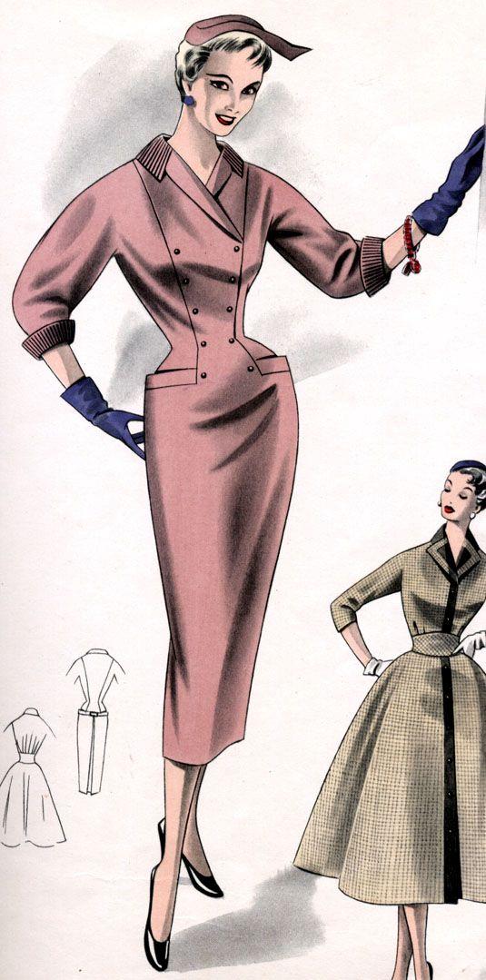 Anos 40 – A moda e a Segunda Guerra Mundial