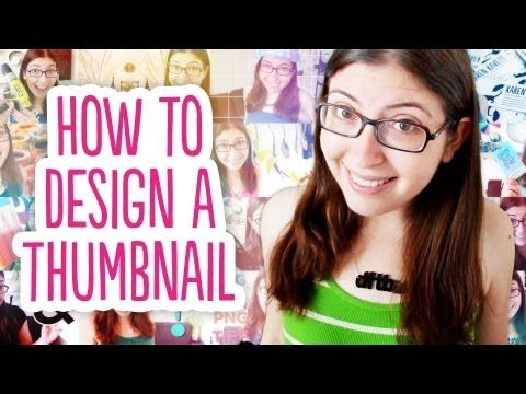 How to Design a YouTube Thumbnail