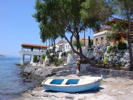 Aegina - et lille hop fra Athen