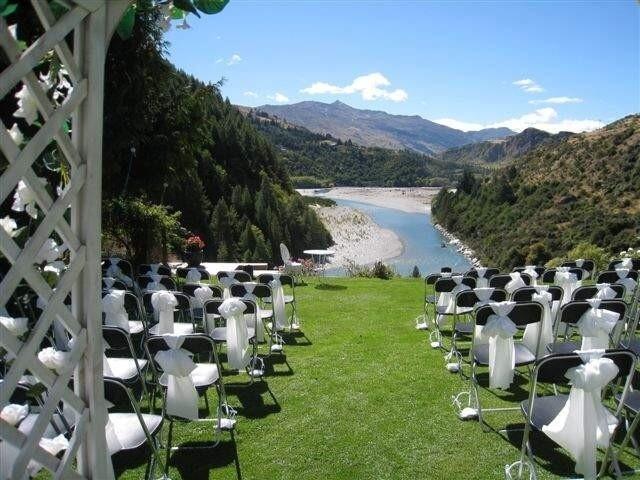 Talk about a million dollar view...Queenstown, New Zealand.