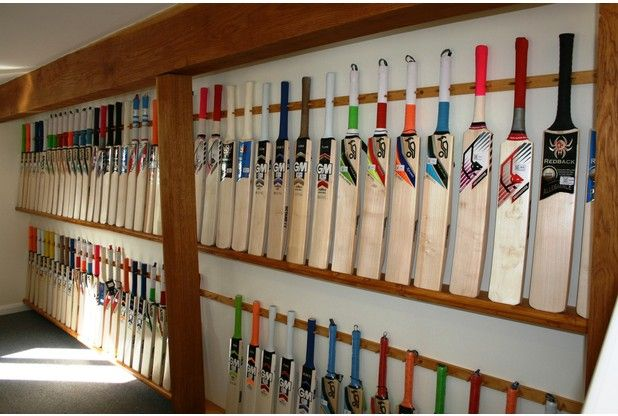 cricket bat shop display - Google Search