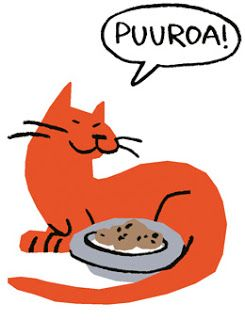 """Illustration by Ulrika Nilsson, www.ulrikanilsson.com. Published in """"Swedish-Tornedal phrase book and dictionary""""."""