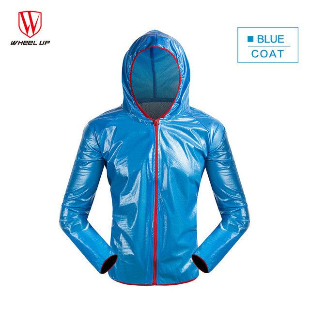 WHEEL UP Quick dry cycling jacket waterproof bicycle women road MTB mountain TPV biking rain coats cycling clothes 2017 hot sell